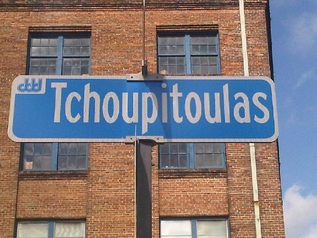 You know exactly how to pronounce: Tchoupitoulas, Tujagues, Etouffée and Lagniappe.   25 Ways You Know You're From New Orleans