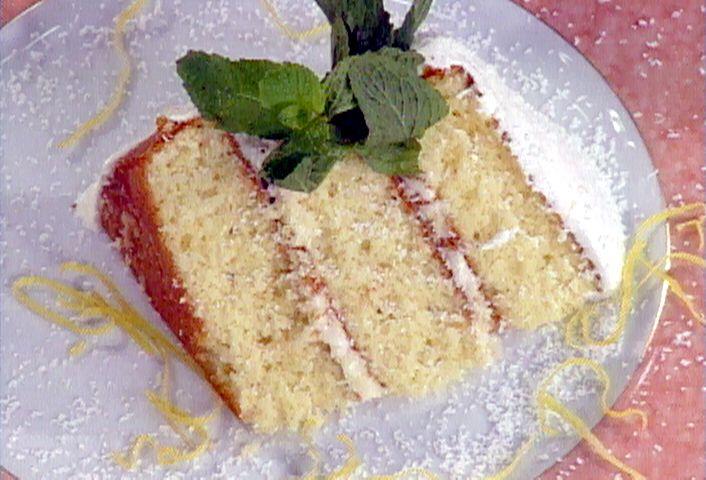 Emeril Lemon Coconut Cake