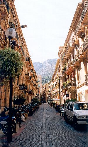 Monte Carlo Street! Love it