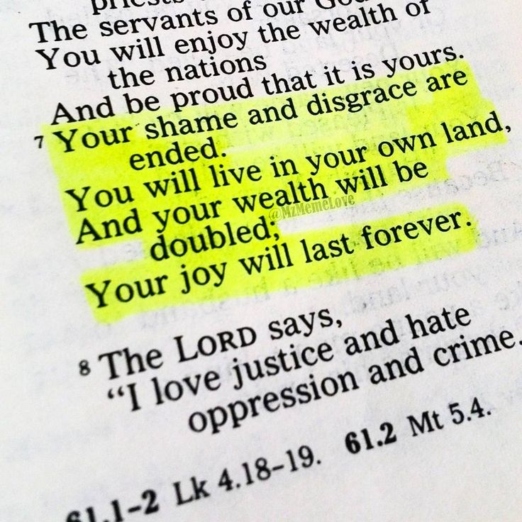 DOUBLE RECOMPENSE ••• Isaiah 61:7 The #prosperity of the future shall be a twofold #recompense for the miseries of the past and the present. You shall have double your former #glory & double your former territory. Prepare for the ample life with everlasti