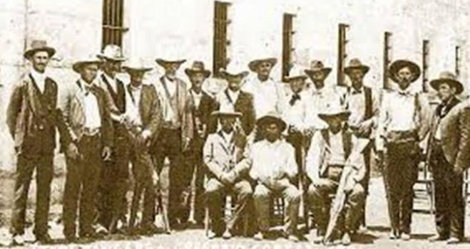 Gregorio Cortez, the 'one-man' gang  This is the stuff of legend and lore in South Texas. Gregorio Cortez killed two Texas Sheriff's because of a misunderstanding, a faulty translation of a simple word. It's a good 6 minute read that traces Latino roots in U.S. history and tells a story all U.S. Latinos should know.