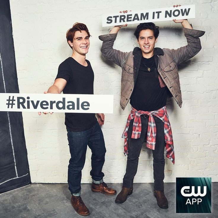 #Riverdale is now streaming on The CW App! Watch the first 4 episodes:
