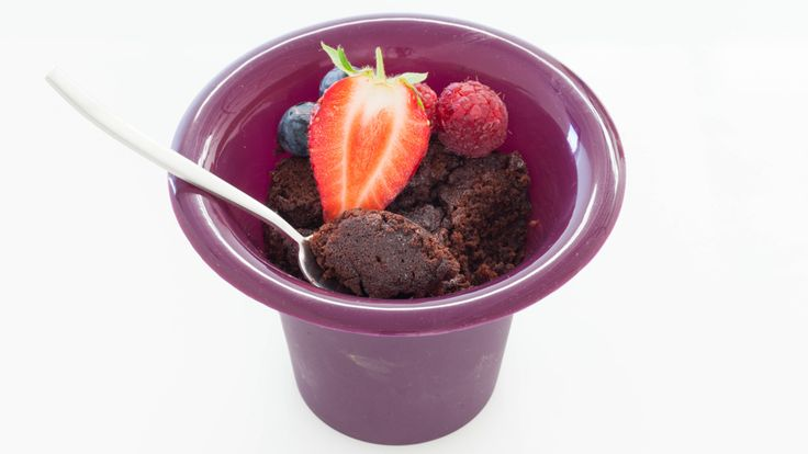2 Minute Chocolate Cake