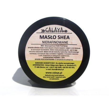 Masło Shea Nierafinowane - to absolutny must have Twojej naturalnej pielęgnacji. Hit wśród składników domowych kosmetyków. Jeden z najlepszych surowców naturalnych do ekopielęgnacji.