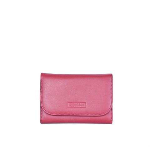 Rawan Wallet in Cherry