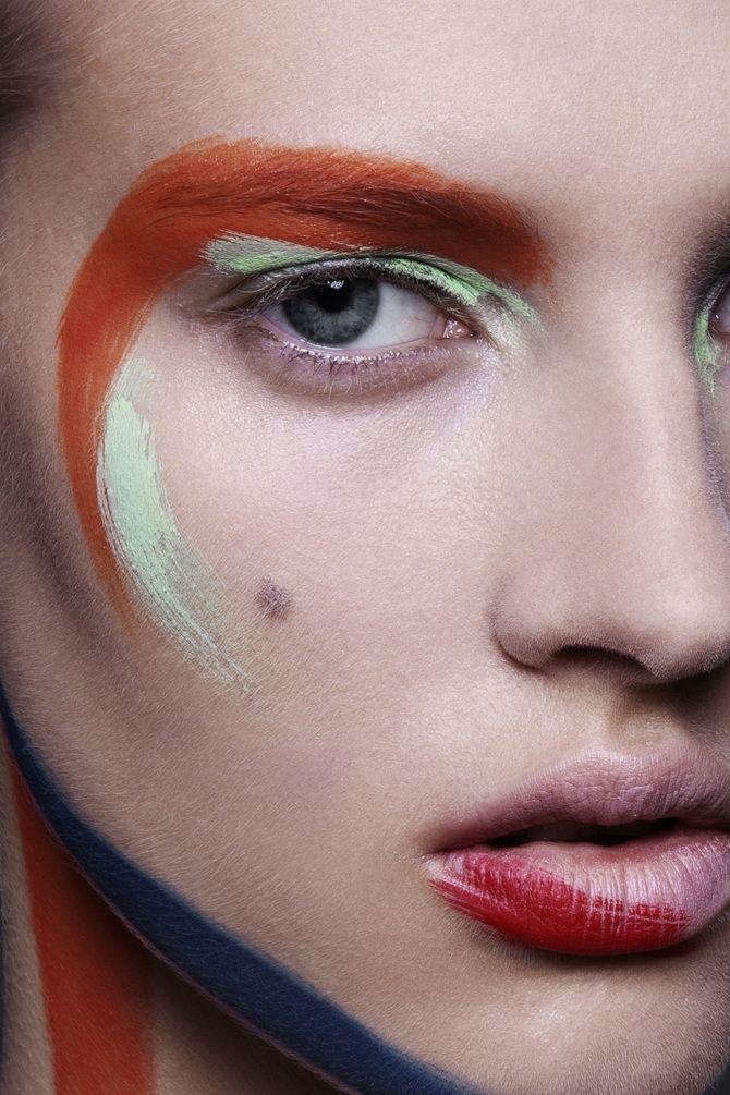 makeup Liza by Filippo Thiella