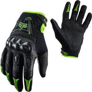 Fox Racing Bomber Gloves Info