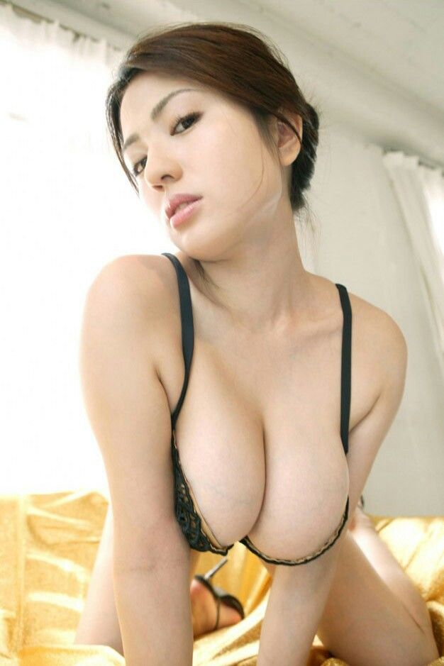 Cute Asian Girl With Big Boobs