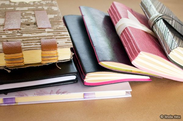 Handmade Journals DIY