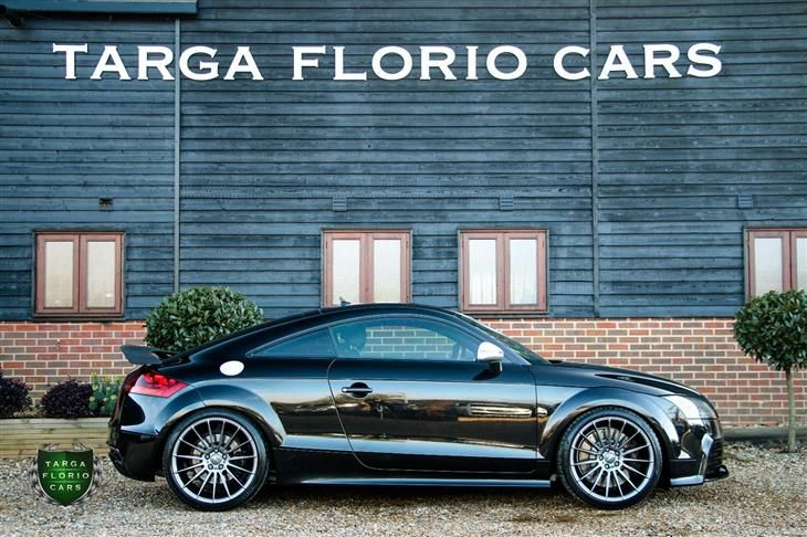 Used 2010 Audi TT 2.5T FSI TT RS Quattro 2dr for sale in ...