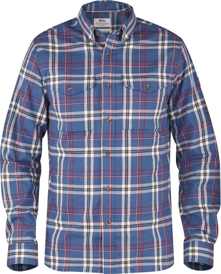 Fjellreven Sarek Shirt LS - Skjorter - Herre