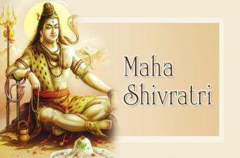 Happy Mahashivratri Images HD