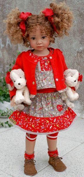 A Sutter's doll Ginnette