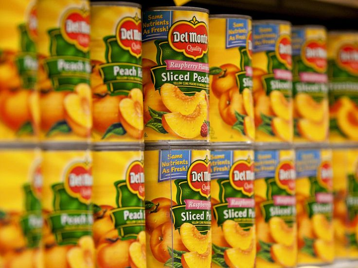 What's more, when it comes to some nutrients, like vitamin C, canned peaches pack an even bigger punch than fresh, researchers say. The reasons have to do with how the canning process alters the fruit's cell walls. So eat 'em up!