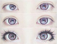 10 Tutoriales de maquillaje para tener unos ojos de anime