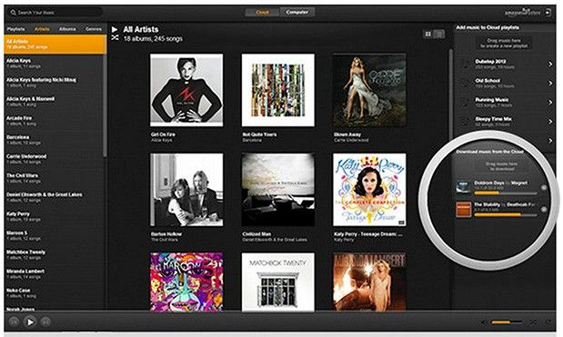Amazon Cloud Player scores a dedicated PC app, Mac version in the works. Used to be you could stream your Amazon cloud library from the web itself, but now PC and soon Macs will get a dedicated app...