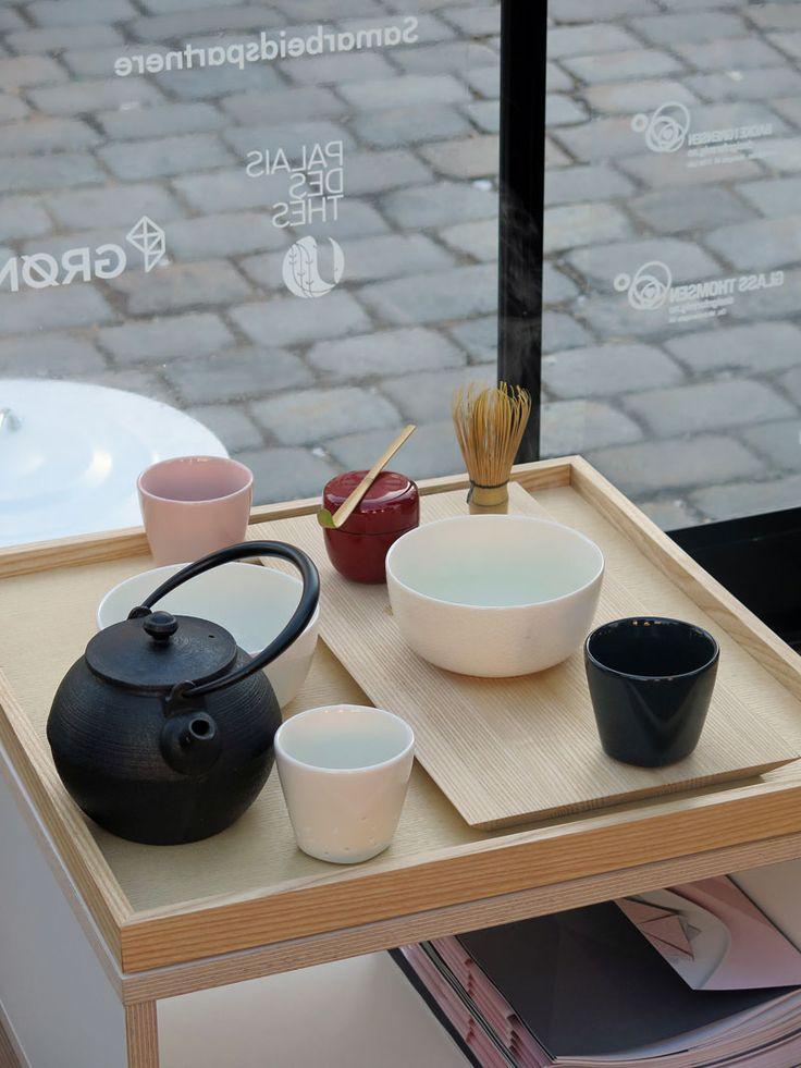 Iittala X Issey Miyake – pause for harmony #teatime