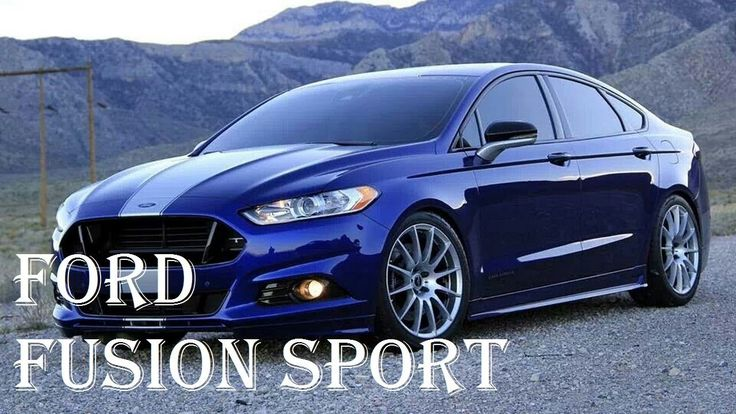 2018 FORD Fusion Sport Hybrid Review Interior, Engine