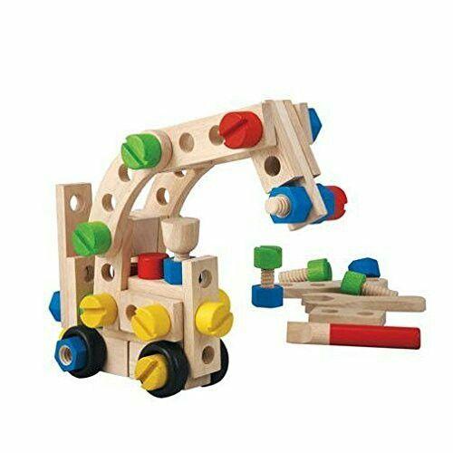 Set de construcción PlanToys (+3)