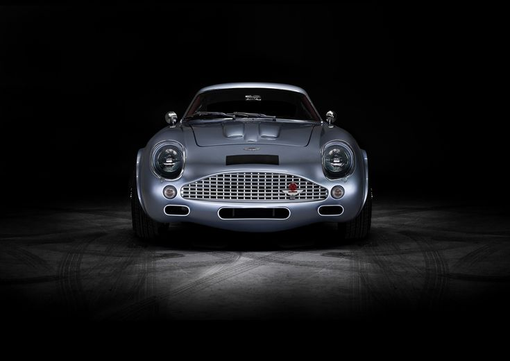 Aston Martin DB4 GT Zagato (by Richard Pardon | Photographer)