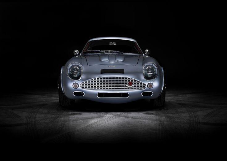 Aston Martin DB4GT Zagato (by Richard Pardon | Photographer)