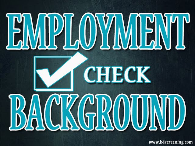 Visit this site http://b4screening.com for more information on Employment Background Check. Employers conduct employee background checks for a variety of reasons. With the rise of lawsuits for negligence, many employers are considering employee background checks a standard part of their Human Resource guidelines. Therefore it is important that you opt for the best professionals to carry on the Employment Background Check.
