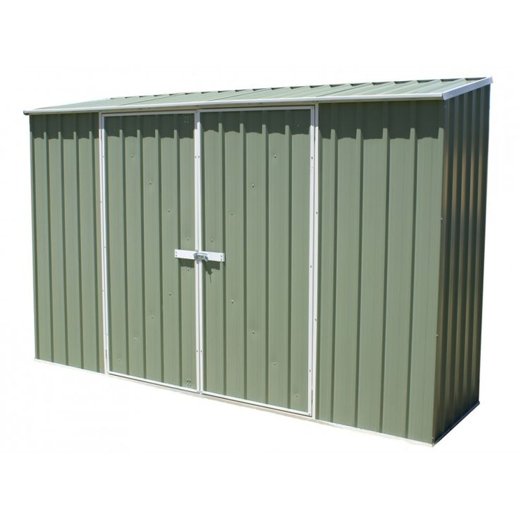 absco spacesaver shed pe30082sk 300mw x 078md x