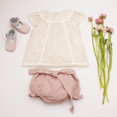 LOOK BABY  - VINTAGE FLOWERS 2