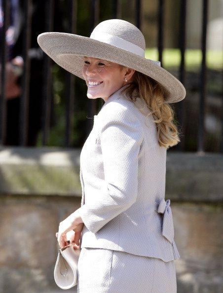 Autumn Phillips, June 30, 2011 | The Royal Hats Blog