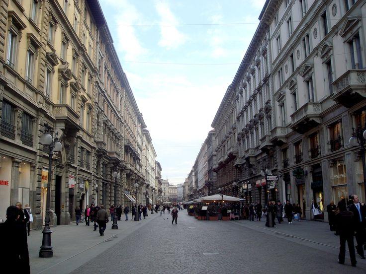 Milano - Via Dante