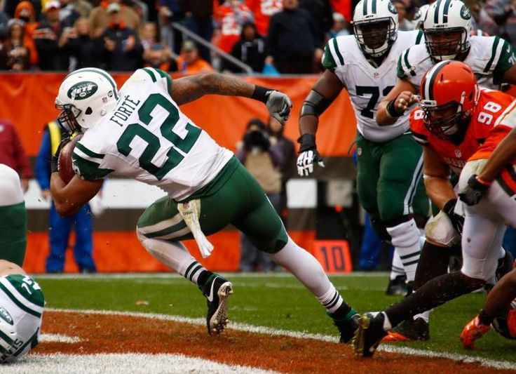 New York Jets vs Cleveland Browns – Stats You Can't Live Without