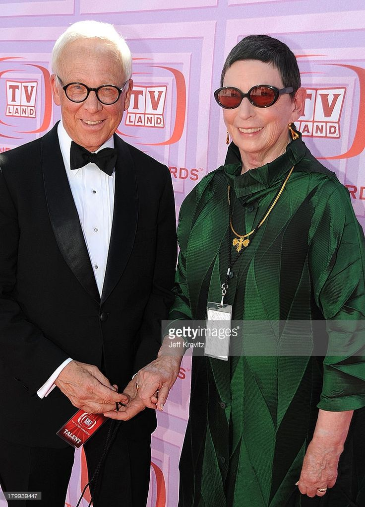 Actor William Christopher with guest arrive at the 7th Annual TV Land Awards held at Gibson Amphitheatre on April 19, 2009 in Universal City, California.