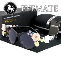 Горячая элегантный ретро в стиле барокко пк рамка с уточнение вырос летний пляж солнцезащитные очки 100% UV400 солнцезащитные очки для женщин