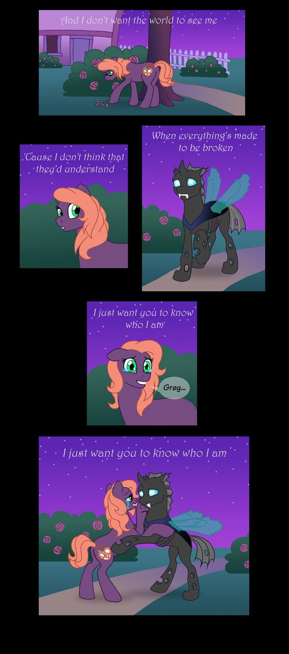 MLP - Iris page 6 by merrypaws on DeviantArt