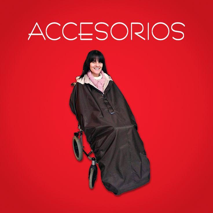 Ortopedia - Accesorios para sillas de ruedas