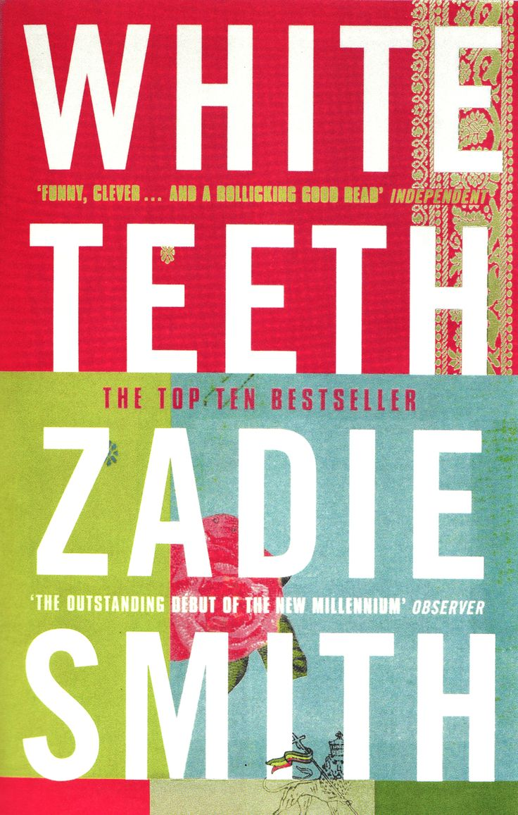 White Teeth by Zadie Smith, an incredible story!  I actually sat beside her in a computer lab during my grad school days.  She was a fellow at the University.