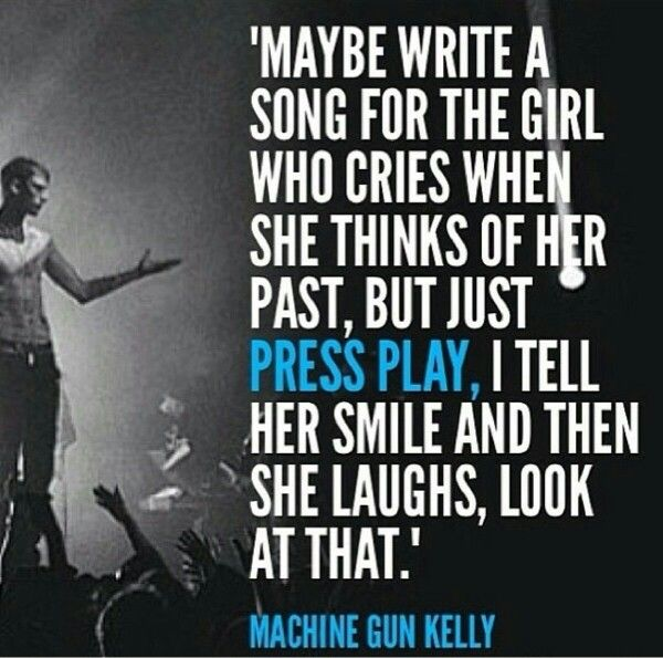 I can write a song lyrics
