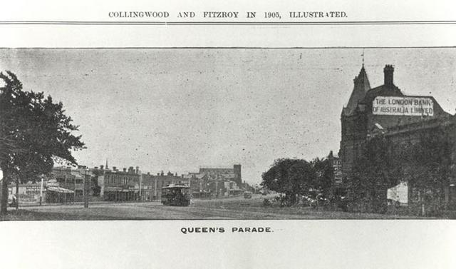 Queen's Parade, Clifton Hill.