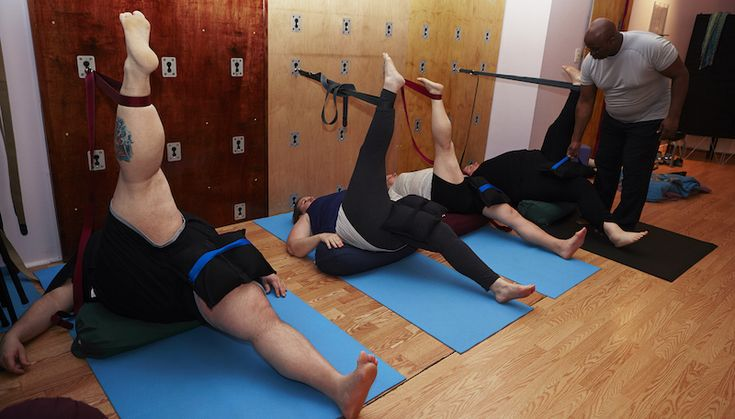 YOGA: 6 Consejos para la enseñanza de Yoga a Estudiantes de talla grande