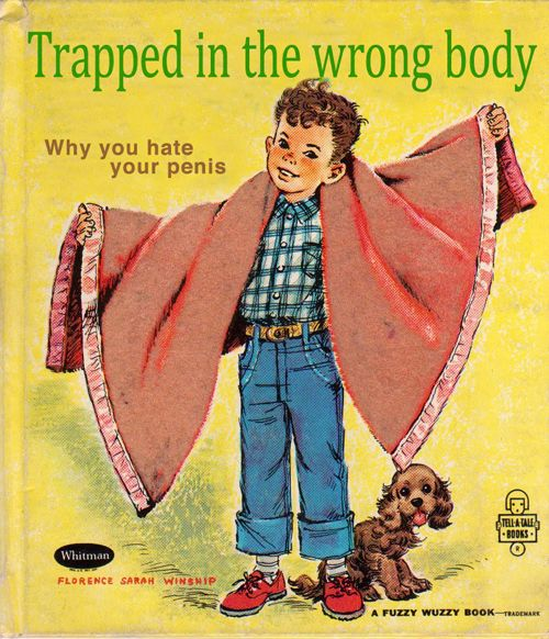 TERRIBLE titles or children books..
