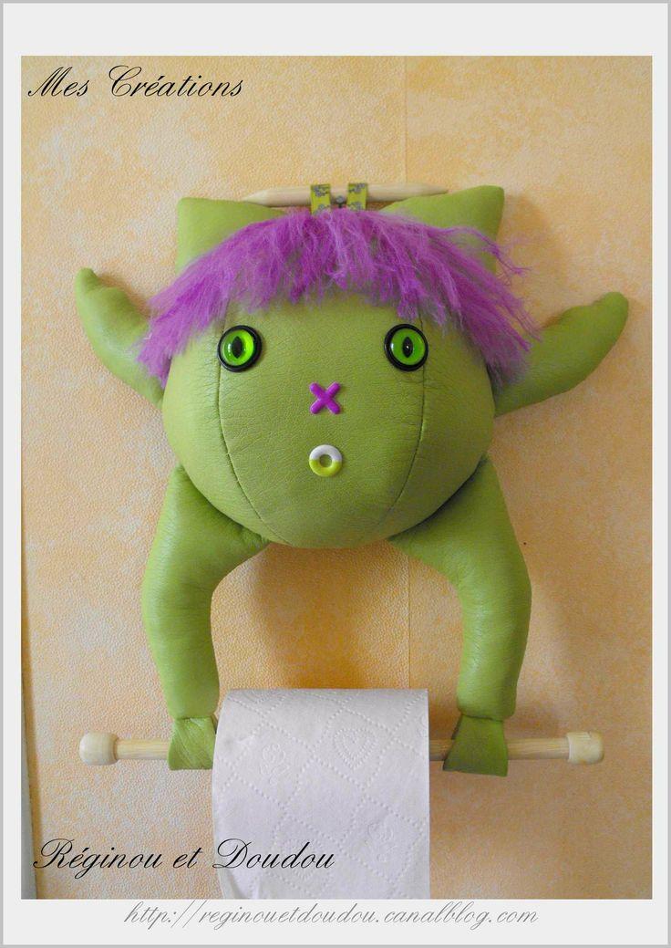 17 best ideas about wc original on pinterest art en for Porte papier wc original