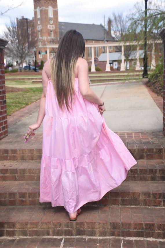 Festival DressSun DressBohemian DressGypsy DressHippie by Linarain