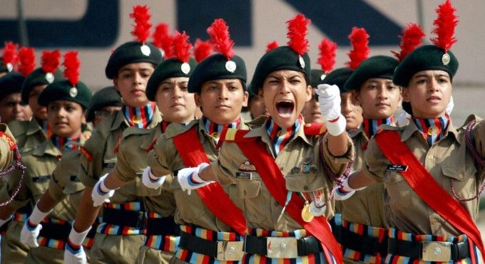 IAF Opens Recruitment Path For Women NCC Cadets With C Certificate