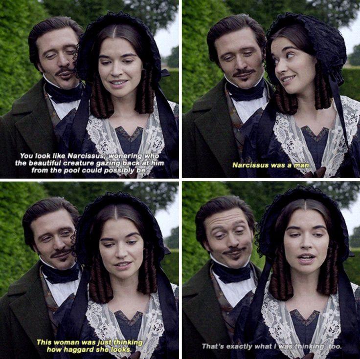 Harriet and Ernest. Victoria 2x08.