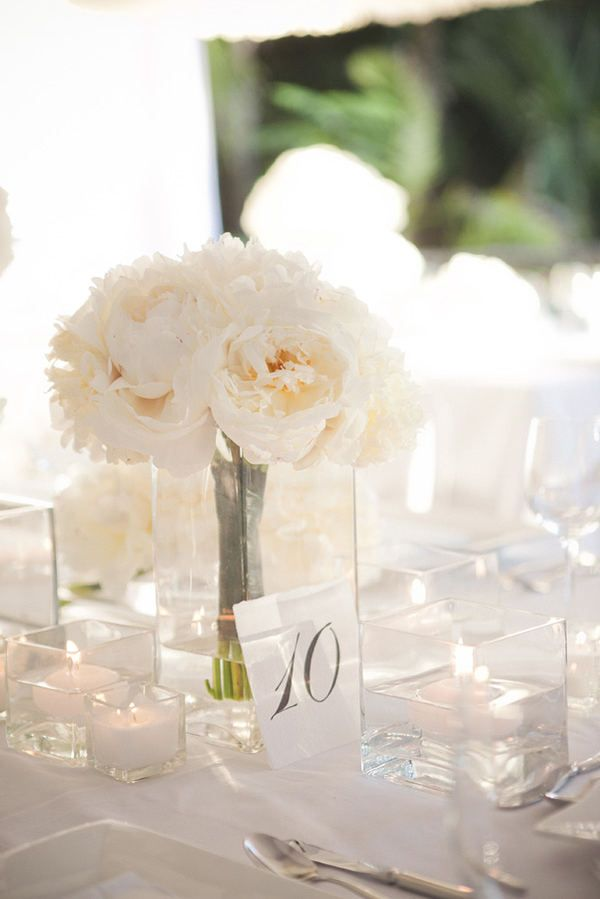 flowers: White Flowers, Flowers Photography, Floating Candles, Simple Centerpieces, Peonies Centerpieces, White Wedding Flowers, Jameschristianson Com Reading, Centerpieces Photography, Tables Flowers