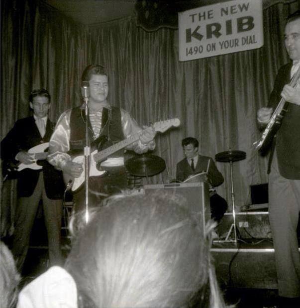 Ritchie Valens & Waylon Jennings