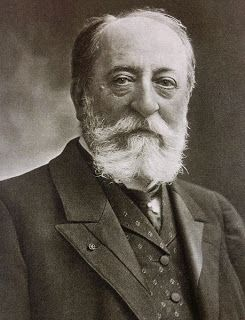 On October 9, 1835, French composer, organist, conductor, and pianist of the Romantic era Camille Saint-Saëns was born. He was something of an anomaly among French composers of the nineteenth century in that he wrote in virtually all genres, including opera, symphonies, concertos, songs, sacred and secular choral music, solo piano, and chamber music.