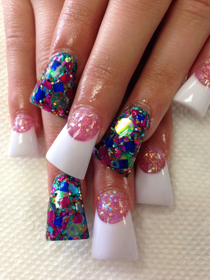 Flare Nails By Sactown Nails And Sactown Nail Spa: 1000+ Ideas About Flare Nails On Pinterest