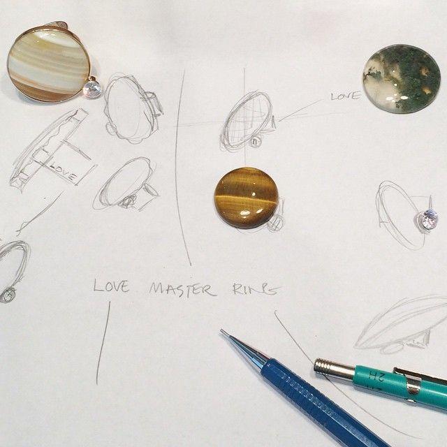 Världen gjordes inte på en dag. Inte heller ett smycke! #LoveMasterRing#Ring#Silver#sterlingSilver#Jewelry