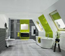 222 Best Green Bathroom Ideas Images On Pinterest | Room, Bathroom Ideas  And Home